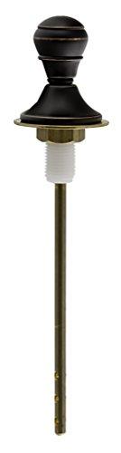 Tank Flush Actuator for Kohler Toilets (K-9466)- Rustic Oil Rubbed Bronze
