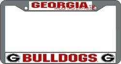 georgia bulldog memorabilia - 3