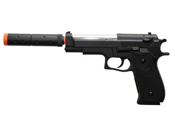 Double-Eagle-M22-silenced-pistol-fps-300-airsoft-gunAirsoft-Gun