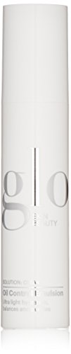 Glo Skin Beauty Oil Control Emulsion Moisturizer | Light Moisture For Oily and Acne-Prone Skin | Reduces Shine