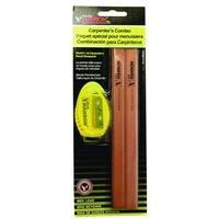 HANSON C H CO 206 Carpenter's Combo Pencil And Sharpener