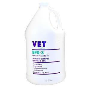 Buy cheap vet solutions bpo medicated shampoo gallon