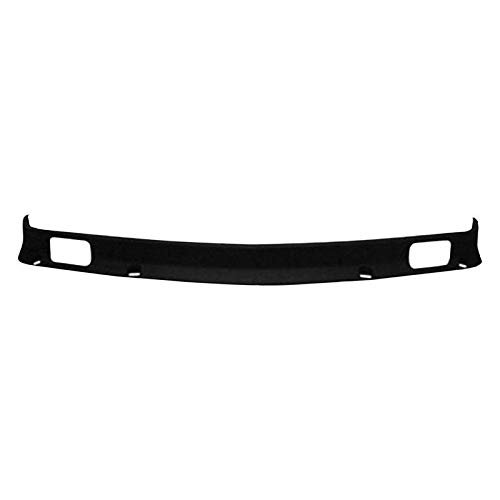 New Front Lower Valance For 1988-2002 GMC C/K Full Size Pickup 2wd, Without Tow Hooks, With Sport Level Trim GM1092196
