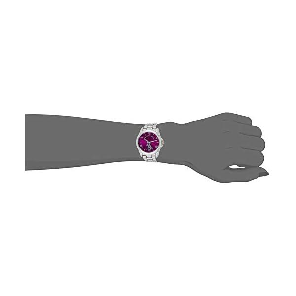U.S. Polo Assn. Women's Analog-Quartz Watch with Alloy Strap, Silver, 14.5 (Model: USC40134) 12