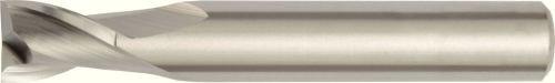 Right Hand Cut 4 mm Cutting Dia 2-Flute Straight Shank WIDIA Hanita D50204002RT D502 HP Aluminum End Mill TiAlN Coating Carbide 6 mm Shank Dia