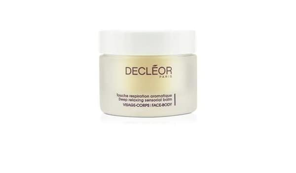Decleor Deep Relaxing Sensorial Balm, 1 Oz Beautily Day Cream - Special Combination of Dead Sea Minerals, Medicinal Herbs & Moisturizing Elements - Day Cream That Protects your Skin & Keeps it Nourishe - For Normal, Oily, Sensitive & Dry Skin