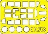 Eduard Accessories EX258 MASK A6M5 Zero TAMIY