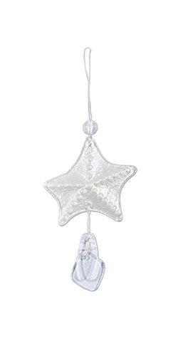 (Sunset Vista 14890 White Starfish Ornament)