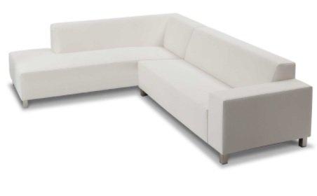 Cosi Marbella - Sofá de la colección White Right Arm sentado ...