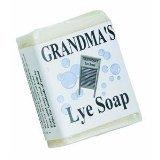 Cheap Grandma's Lye Bar Soap (6 Pack)
