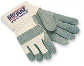 Big Jake Leather (Big Jake® Premium Leather Palm Gloves, Size: Large (1 Dozen))