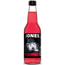 Jones Strawberry Lime Soda, 12 Ounce (24 Glass Bottles)