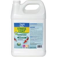 PONDCARE STRESS COAT PLUS WATER CONDITIONER - 1 GALLON by DavesPestDefense