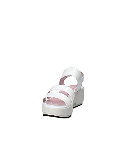 40 Zeppa Sandalo Stonefly 110337 Donna Bianco nqE8X0w8