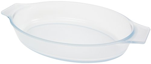 Non-Stick Ceramic Coating Bakeware Cera Bake Oval Roaster (L) K-9493 By Aderia by Aderia