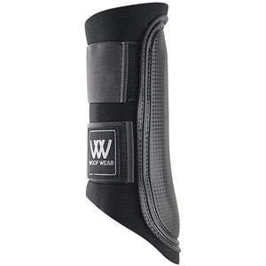 WOOF WEAR Sport Brushing Boots Medium Black