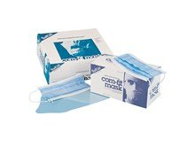 Sultan 20344 com-fit Super Sensitive Tie On Face Mask (Pack of 50) by Sultan (Image #1)