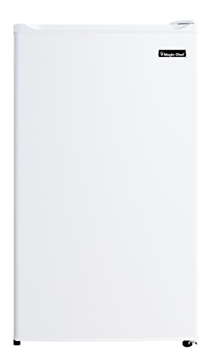 3.5 Cubic-Ft. Refrigerator, White