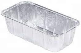 1000ml 2lb Disposable Aluminum Loaf Pans (10)