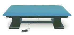 DSS Hausmann Dual-Lift Powermatic Mat Platform Table 75156/GREY/NA 4x6 Grey