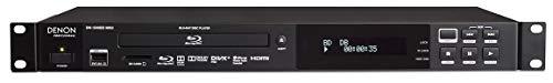 Denon Professional DVD, Blu-ray and CD Player, Rack Mount (DN500BDMKIIXUS)