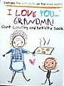 I Love You Grandma Color, Modern Publishing, 0766622282