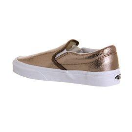 Vans Classic Slip-On - Mocasines unisex - Metallic Bronze Exclusive