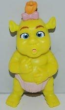 Happy Meal Shrek 3 Baby Girl Ogre