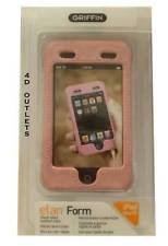 Griffin Elan Form Pink Hard-Shell Leather Case For Ipod Touch 6227-ITELNFMP