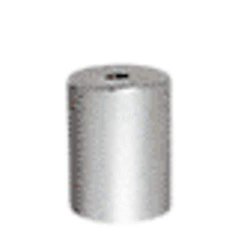 """CRL Brushed Stainless Standoff Base 1/2"""" Diameter by 1"""" Long"""