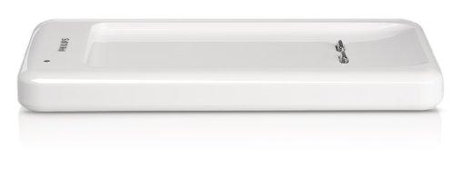 Philips DLP2274 Universal Charging Base for Battery Packs (White)