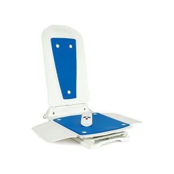 Amazon.com: Bathmaster Deltis Bath Lift and Accessories with Blue ...