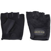 Gold's Gym Weight Lifting Gloves, Black, Medium/Large