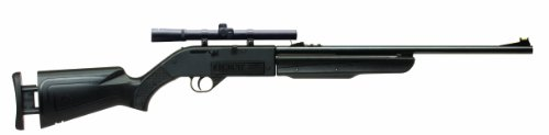 Crosman Recruit Adjustable Stock .177 Air Rifle with Scope