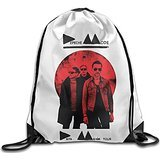 Carina Depeche Band Mode Cool Rope Bag One Size