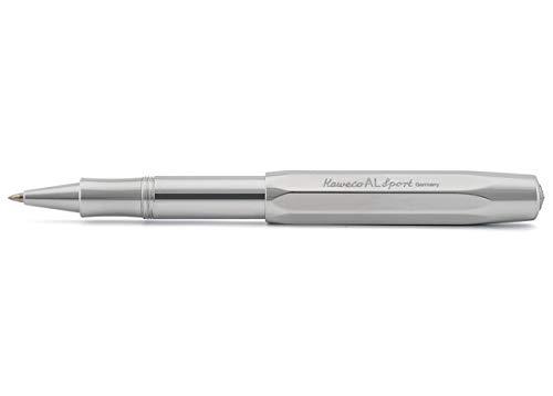 Kaweco AL Sport Gel Rollerball Pen - RAW Aluminum