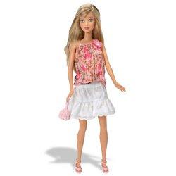 9ba9b97a5e Amazon.com  J1328 Barbie Fashion Fever Doll - 3  Toys   Games