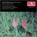 Momo Precoce & Solo Piano Works by Villa-Lobos, H. (2003-02-25)