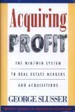 Acquiring Profit, George Slusser and Warren Berger, 0964910004