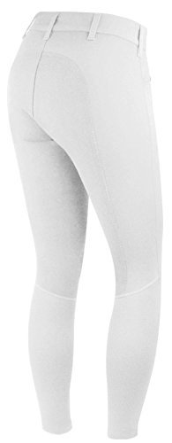 (Irideon Hampshire Breech - Ladies Full Seat - Size:32 Color:White)