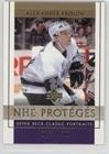 Alex Frolov #/1,500 (Hockey Card) 2002-03 Upper Deck Classic Portraits - [Base] #117