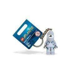 LEGO Atlantis - Llavero con figura de Guerrero Tiburón ...