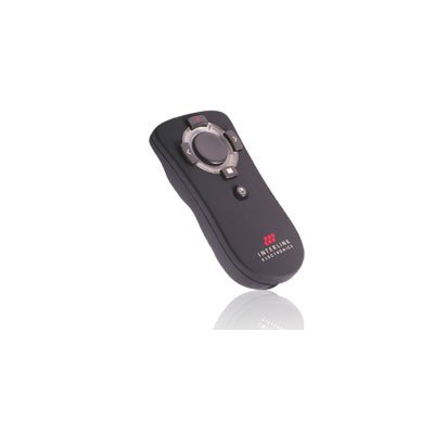 Interlink Wireless Presenter Mouse - INTERLINK presentation pilot pro rf wireless laser mouse 50 range (black)