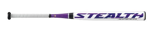 Easton STEALTH SPEED-10 Fastpitch Softball Bat (31 Inch/21 Oz)