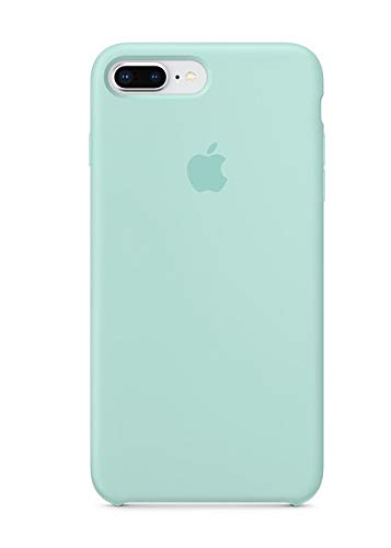 super popular 74459 e74b3 Amazon.com: Apple Cell Phone Case for iPhone 8 Plus - Marine Green ...