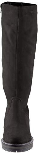 Bugatti 431578521500 schwarz 1000 Botines Femme xfvx48