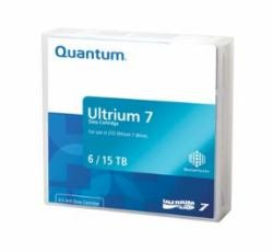 Lto Ultrium 7 Prelabeled Media Cartri by Quantum