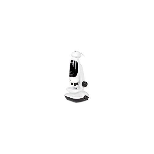 22 opinioni per Hamlet XMICROU400 Microscopio Elettronico 400x USB 3-in-1, Bianco/Nero