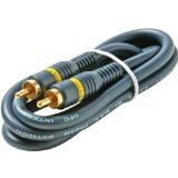 Steren Python 6' Home Theater Audio Cable 254-115