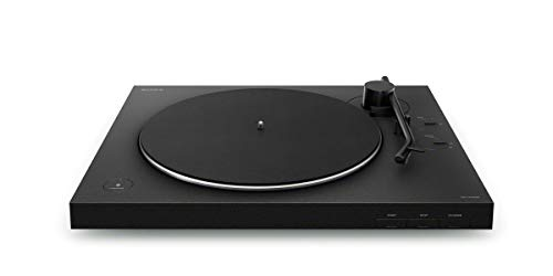(Sony PS-LX310BT Belt Drive Turntable: Fully Automatic Wireless Vinyl Record Player with Bluetooth and USB Output)